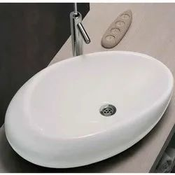 Plain Table Top Wash Basin