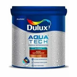 White Water Based Paint Dulux Aqua Tech Paints, Packaging Type: Can, Packaging Size: 20 Liter