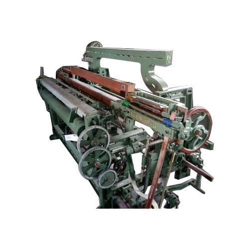 Fully Automatic Power Loom Machine