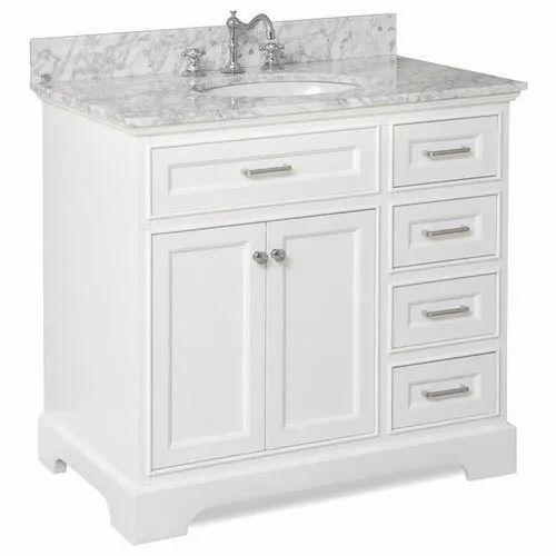 Sa Interior Floor Mounted Pvc Bathroom, 4 Ft Bathroom Vanity