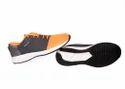 Orange Sports Shoes