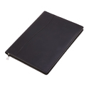 Leatherette Zip Folder