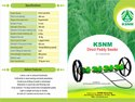 8 Line Manual Direct Paddy Seeder