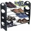 4 Foldable Shoe Rack