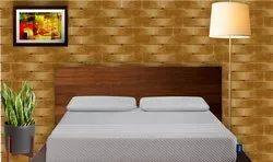 Teak Wood Panel, Size/Dimension: 600x100x10