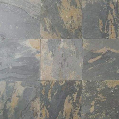 Black Rustic Slate StoneThickness 1 Inch