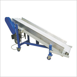 Pouch Take-up Conveyor
