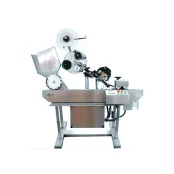 Horizontal Ampoule Sticker Labeling Machine