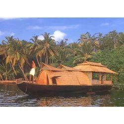 Eco-Friendly Kerala Traditional House Boat