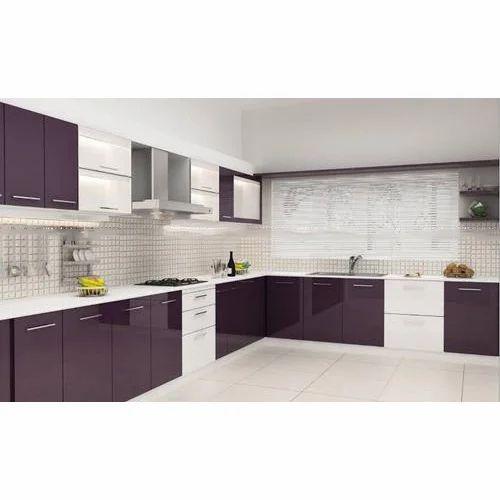 Modern Kitchen Cabinet Modern Kitchen Cabinets À¤® À¤¡ À¤¯ À¤²à¤° À¤°à¤¸ À¤ˆ À¤• À¤…लम À¤° Alfa Construction Ghaziabad Id 19404553997