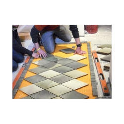 Commercial Tiles Work Service