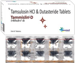Tamsulosin Hcl Ip 0 4 Mg Dutasteride 0 5 Mg Prescription Packaging Type Box Rs 175 Per Strip Id 20545977273