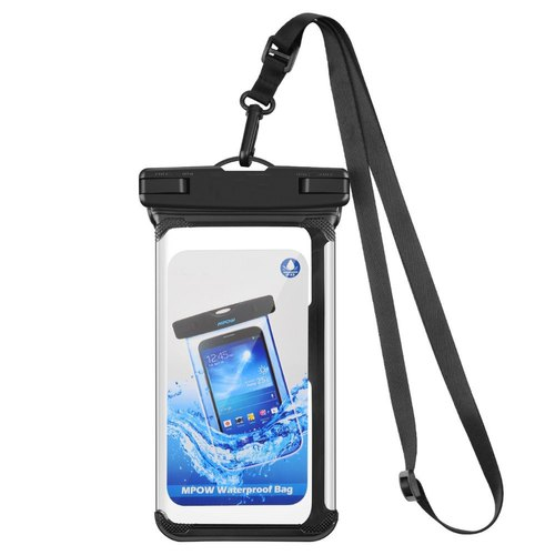 Tarkan Edge Waterproof Pouch For Mobile Phones Universal Dry Bag Ipx8 Case Cover Compatible