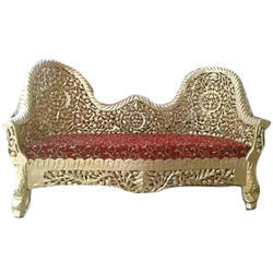 Royal Wooden Home Carved Sofa Set