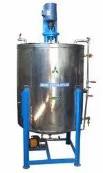 Krishna MS & SS Granules Mixing Machine