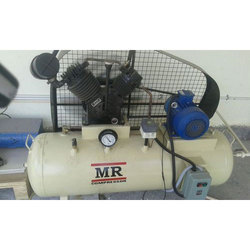 415L AC Three Phase MR 10HP Reciprocating Air Compressor, Model Number/Name: Mrh 1000