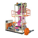 Three Phase Kirana Bag Making Machine, For Industrial, Capacity: 80-100 (pieces Per Hour)