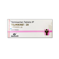 Telmikind 20mg Tablet