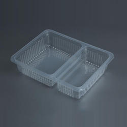 2 Portion Meal Tray
