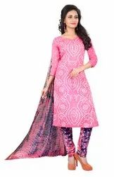Oriya Cotton Dress Material