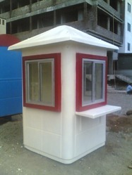 Fiber Portable Cabins