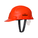 Red Safety Helmets