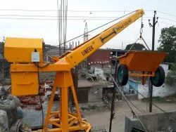 Single Phase Monkey Hoist Machine