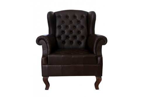 Saturday Leather Chesterfield Sofa Chair At Rs 45000 Piece