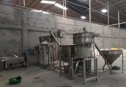 Pasta Making Plant With Continuous Dryer