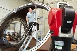 Manufacturing Normal Laser Tracker Measurement Services