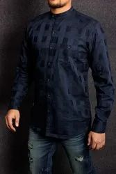 Party Wear cotton MENS LONG SLEEVE SHIRT