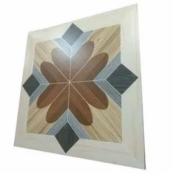 Creative Designer Floor Tile, Size: 2X2 feet, Packaging Type: Corrugated Box
