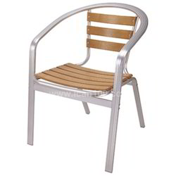 Alfa Flat Arm Chair