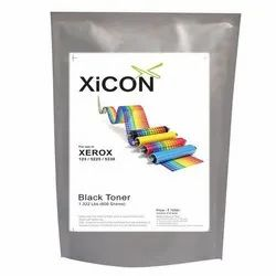 Xicon Xerox 123 5225 5330 Black Single Toner for Xerox 123 5225 5330 - 600g
