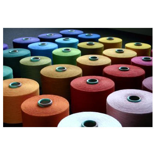 Dyed Polyester Yarns, For Textile Industry