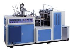 Single Phase Paper Cup Making Machine