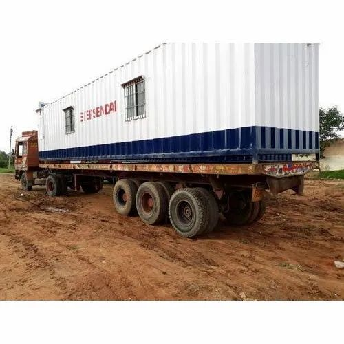50mm MS Shipping Container