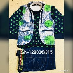 Designer Boys Baba Suits