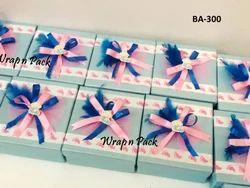 Baby Shower Gift Box For Ladoo, Panjiri, Rasgulla Etc