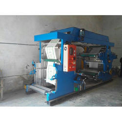 4 Colour Flexo Printing Machine