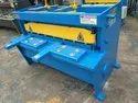 ACCUMAX Mechanical Shearing Machine - 4x1300