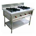 Two Gas Burner