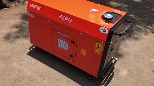 Bajaj-M Portable Diesel Generator - 1 Kva Bajaj-m Portable Diesel