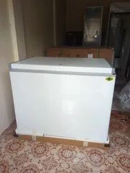 325 Litres Western Metal Top Freezer