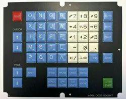 Fanuc Mambrane Operator keypad A98L-0001-0568-1 Fanuc