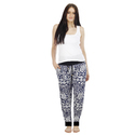 Printed Female Harem Pants Long With Pockets