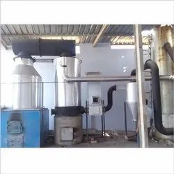 Four Pass Wood Fired Thermic Fluid Heater