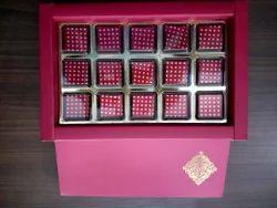 Pink Chocolate Box