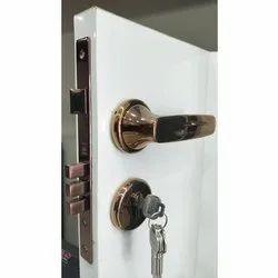 For Main Door Cupboard Lock, PVD