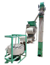 Automatic Groundnut Decorticator Plant / Peanut Shelling Machine